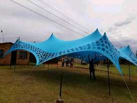 We selling strech tents