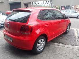Volkswagen Polo 6 1.6 R110000 Negotiable