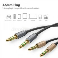 Кабель Rock AUX Audio Cable 3.5 1M