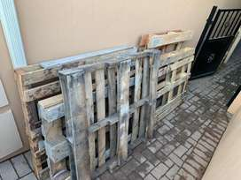 Wooden Pallets x 5