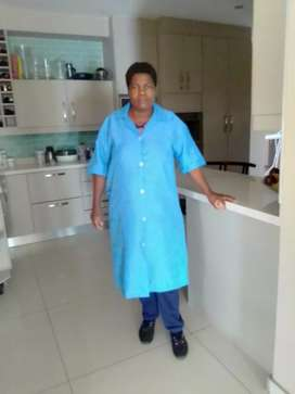 MATURE RELIABLE HOUSEMAID