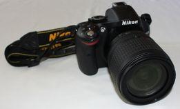 Фотоаппарат Nikon D5200 + Nikkor 18-105 VR