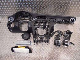 Mercedes AMG бу запчасти разборка торпеда панель приборов щиток