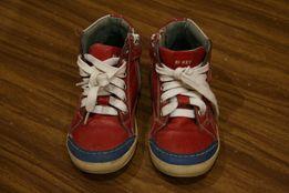 Шкіряні кеди/черевики BiKey