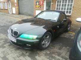 Bmw 2.8l z3 convertible drop top