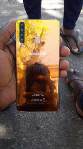 I am selling my sumsung A9 good condition very clean