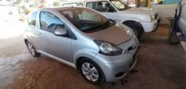 2012 Toyota Aygo for sale