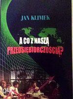 Jan Klimek - A co z naszą przedsiębiorczością ?