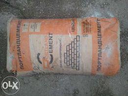Цемент м-400, м-500, Балаклея 55 грн. доставка газель, зил, камаз