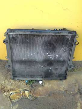 Radiator for Toyota Hilux GD6