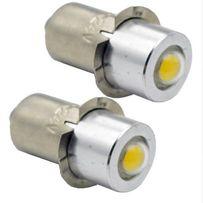 LED лампочка для Maglite, велосипедных фар и подводных фонариков 6000