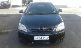2008 Toyota Runx 1.8 RSi for sale