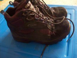 TOG24 skorzane buty trekkingowe 37