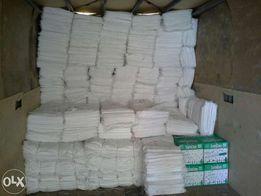 Мешки полипропиленовые. Мешки бумажные. Пергамент растительный. Картон