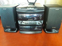 Музыкальный центр SHARP CD-C265X
