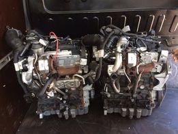 Двигатель 2,0 CFF CFG CRL CBB Мотор фольксваген пассат гольф суперб 2