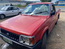 FORD COURIER (3Y) ENGINE-STRIPPING FOR SPARES OR FOR SALE AS A REBUILD