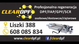 Regeneracja DPF/FAP/GPF/SCR