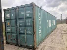 New and Used Shipping and Storage Containers