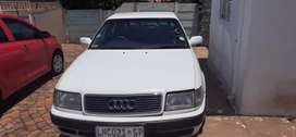 Two audis for sale