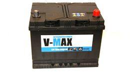 Nowy Akumulator VMAX 68ah 70ah 640A L+ lub P+ JAPAN