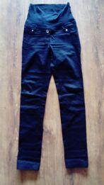 Happymum spodnie ciążowe czarne rozmiar XS