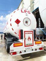 Напівпричіп-газовоз (для зрідженого газу)