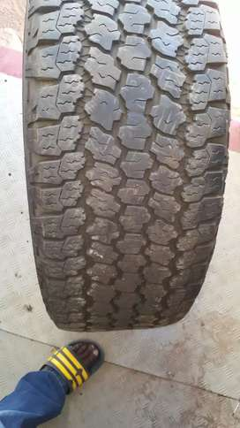Good Second Hand Tyres Bridgestone All Terrain  Tyres 245/70/16