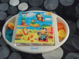 Puzzle i sorter smoby