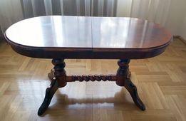 Stół w stylu Ludwik XVI – drewniany naturalne drewno 100%