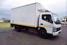 Truck for hire at an affordable price, 4ton-6ton Truck hiring