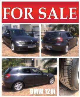BMW 120i Hatchback Manual For Sale, 2004 -  Great condition