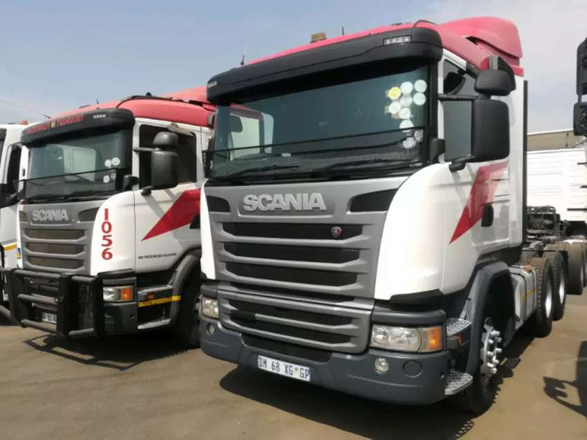 Scania G460 horses for sale 0