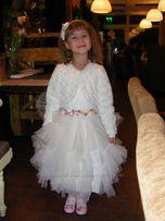 Нарядное Платье 4-7 лет
