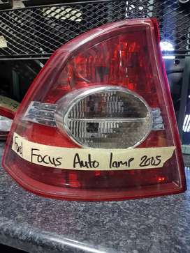 FORD FOCUS AUTO LAMPS 2005