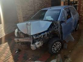 Etios stripping for spares