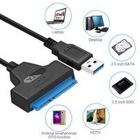 Кабель - переходник USB 3.0 - SATA для жестких дисков HDD 2.5 (Новый)