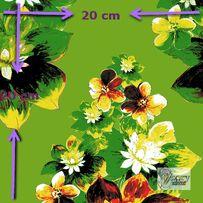 Nadruk na materiale lub tapecie wzór: Wzór kwiecisty - seria 4