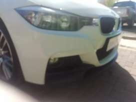 F30 M sport Front lips