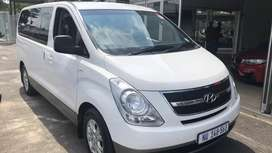 Hyundai H1 well looked after vehicle