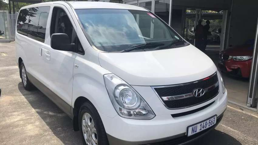 Hyundai H1 well looked after vehicle 0
