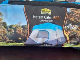 Campmaster family cabin tent