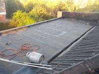 Image of Waterproofing torch on services
