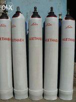 Ацетиленовые, углекислотные, гелиевые, водородные баллоны. Микс состав