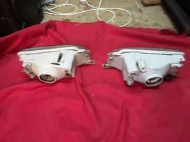 Toyota Tazz/conquest head lights