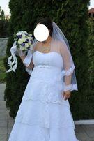 Свадебное платье 52-56