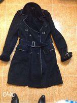 дубленка пальто мужская 52 54 Cavalli Armani Richmond Gabbana Dior