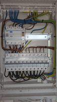 Instalacje elektryczne, elektryk.