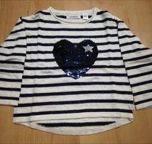 Sweter z serduszkie