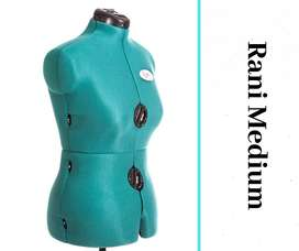 Rani Med-Adjustable mannequin